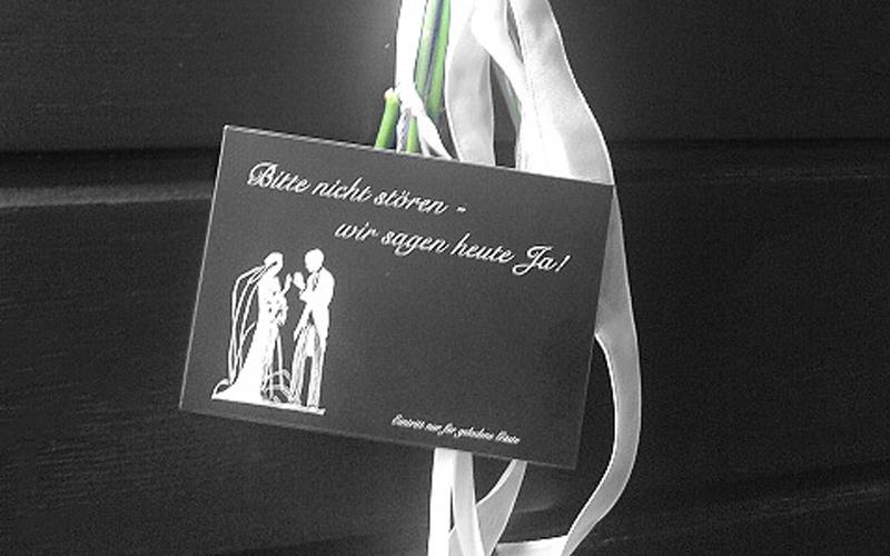 Balkhauser Kotten Hochzeit